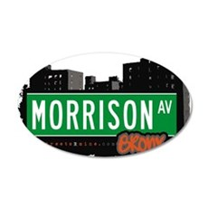 Morrison Ave Wall Decal