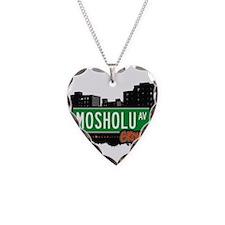 Mosholu Ave Necklace