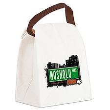 Mosholu Pkwy Canvas Lunch Bag
