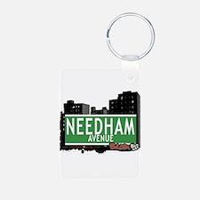 Needham Ave Keychains