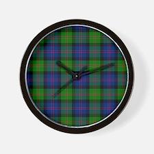 Tartan - Blair Wall Clock