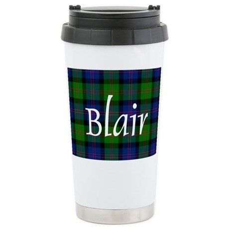 Tartan - Blair Stainless Steel Travel Mug