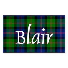 Tartan - Blair Decal