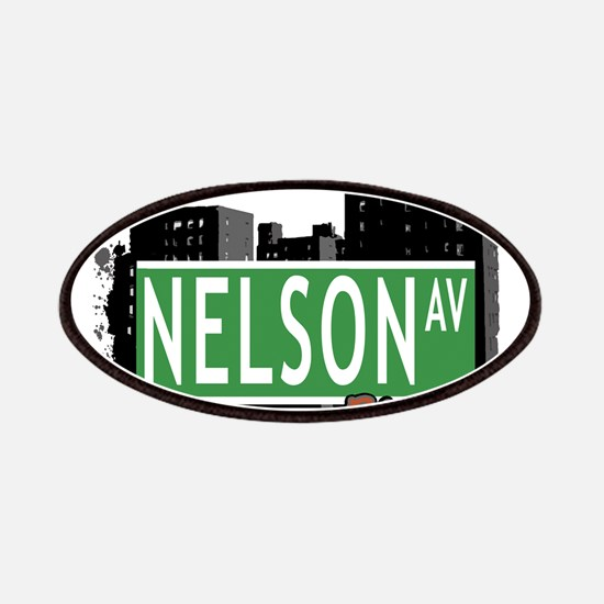 Nelson Ave Patches