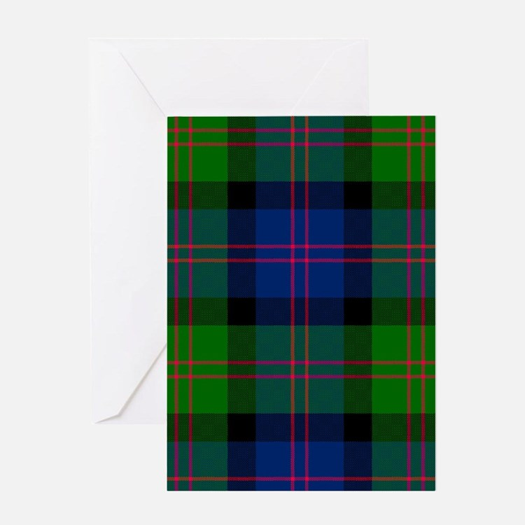 Tartan - Blair Greeting Card