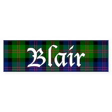 Tartan - Blair Bumper Sticker