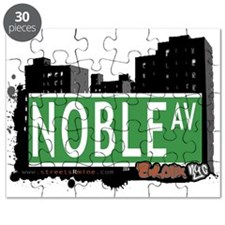 Noble Ave Puzzle