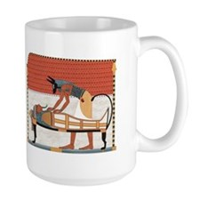 Anubis magic Mug