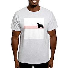Retro Newfoundland Ash Grey T-Shirt