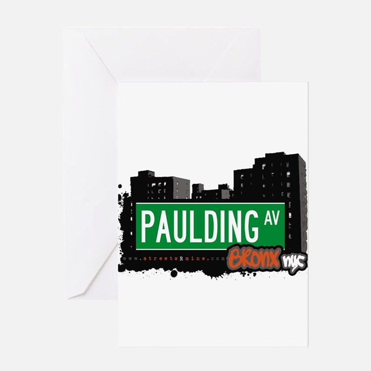 Paulding Ave Greeting Card
