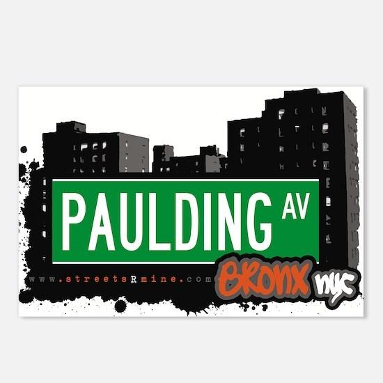 Paulding Ave Postcards (Package of 8)