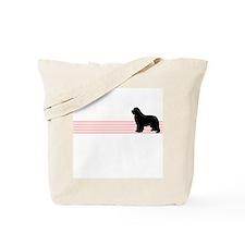 Retro Newfoundland Tote Bag