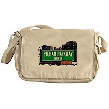 Pelham Parkway North Messenger Bag