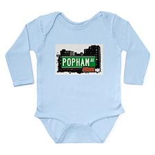 Popham Ave Long Sleeve Infant Bodysuit