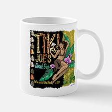 Tiki Joe's Beach Bar Mug
