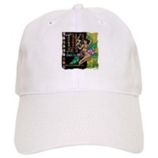 Tiki Joe's Beach Bar Baseball Cap