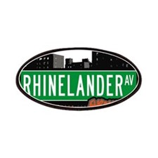 Rhinelander Ave Patches