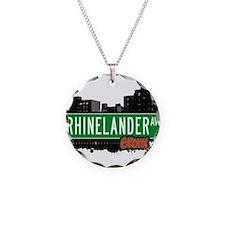 Rhinelander Ave Necklace
