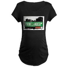 Rhinelander Ave T-Shirt