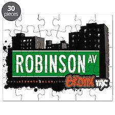 Robinson Ave Puzzle