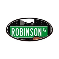 Robinson Ave Patches