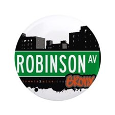 "Robinson Ave 3.5"" Button (100 pack)"