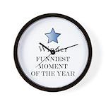 The Comedy Award - Wall Clock