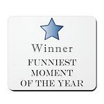 The Comedy Award - Mousepad