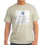The Comedy Award - Ash Grey T-Shirt