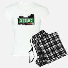 Saint Marys St Pajamas