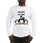 Penguins Are Cool Long Sleeve T-Shirt