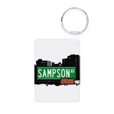 Sampson Ave Keychains