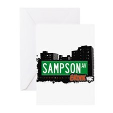 Sampson Ave Greeting Cards (Pk of 10)