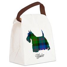 Terrier - Blair Canvas Lunch Bag