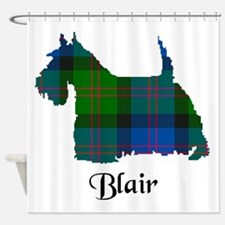 Terrier - Blair Shower Curtain