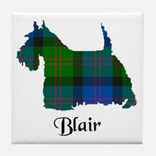 Terrier - Blair Tile Coaster