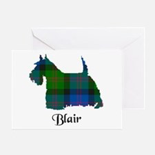 Terrier - Blair Greeting Card