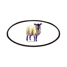 Black Face Sheep Patches