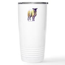Black Face Sheep Travel Mug