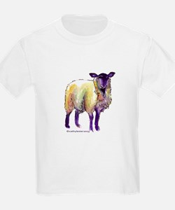 Black Face Sheep T-Shirt