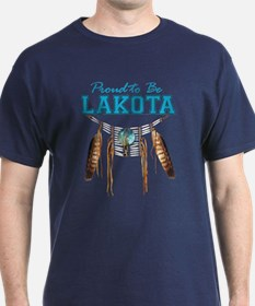Proud to be Lakota T-Shirt