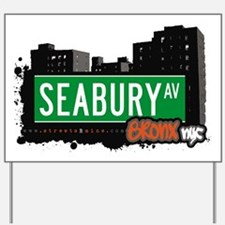 Seabury Ave Yard Sign