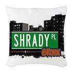 Shrady Pl Woven Throw Pillow