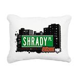 Shrady Pl Rectangular Canvas Pillow