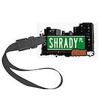 Shrady Pl Large Luggage Tag