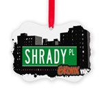 Shrady Pl Picture Ornament