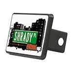 Shrady Pl Rectangular Hitch Cover