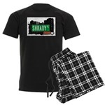Shrady Pl Men's Dark Pajamas