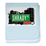 Shrady Pl baby blanket