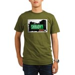 Shrady Pl Organic Men's T-Shirt (dark)